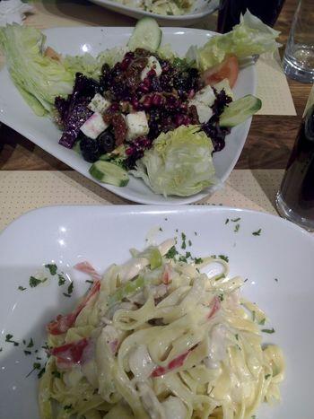 Organik'im Organik Salad What's For Dinner? Wha