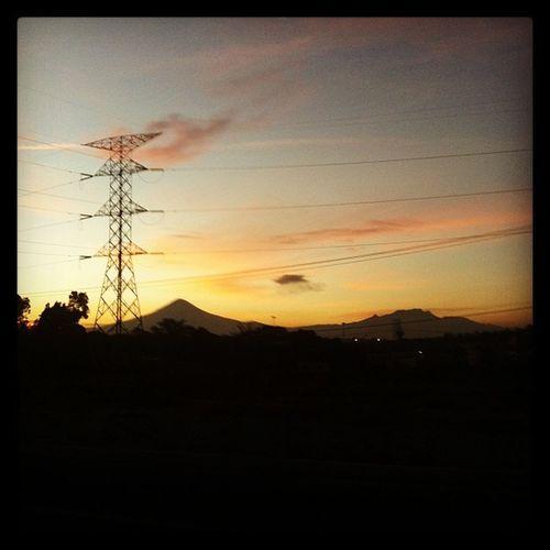 Popocatepetl Puebla Mexico