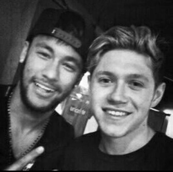 Neymar Jr My Love ♡ My Idols Niall Horan