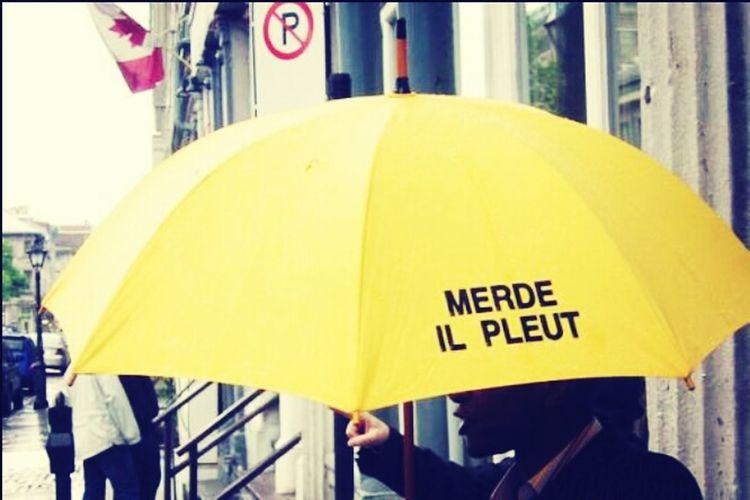 Unbrellas Merde!!