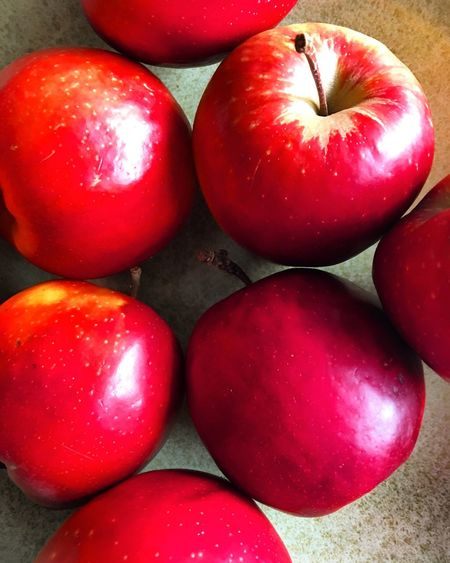 Red Apples Red Apples Produce Endorphins Apple Apples Fruit