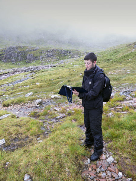 Ben Nevis Cloudy Fog Foggy Getting Away From It All Hiking Hill Map Map Reading Mountain Mountain Range Mountains Scotland Valley Walking