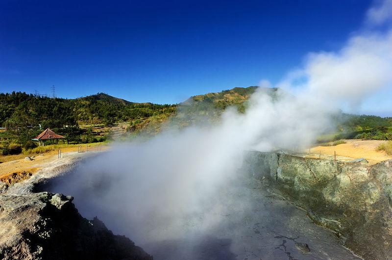 Volcanic Spring INDONESIA