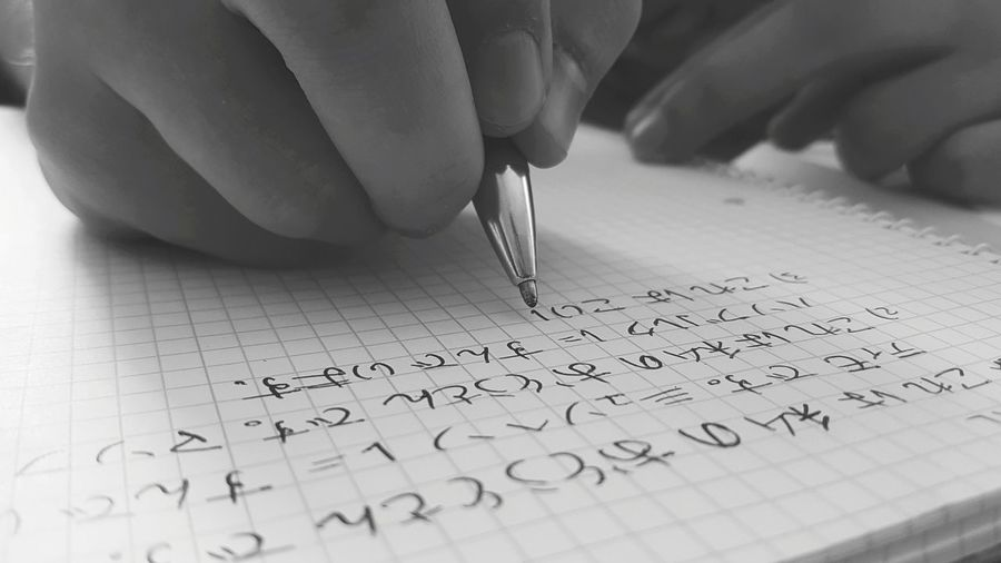 learning by doing LearningEveryday Learning Japanese Japanese  Japan Lovers Human Body Part Human Hand Human Hand Ink Paper Handwriting  Close-up Pen Lined Paper Writing Page