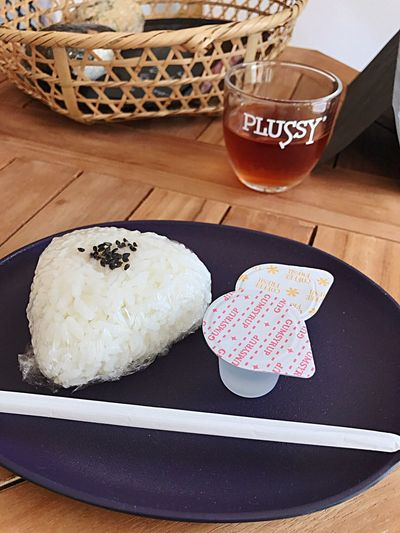 riceball equal Healthy 阪急庄内 庄内 Onigiri 白米 おむすび おにぎり 米 お米 山本米穀店 Riceball Rice Food And Drink Food Sweet Food Freshness Sweet Ready-to-eat Dessert Table Still Life Indoors  Close-up No People High Angle View Plate
