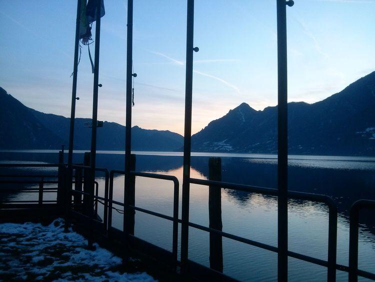 Idro Lake Mountains Sky Where We Go Today? Ponte Caffaro First Eyeem Photo Peace And Quiet