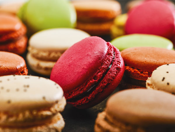 Cake macaron or macaroon in different colors Belgium Colors Cookies Dessert France Green Macaroons Pink Sugar Biscuit Candy Colorful Confectionery Flavor Food French Macaron Many Pastel Pastry Sandwitch Sweet Sweet Food Tasty Yellow