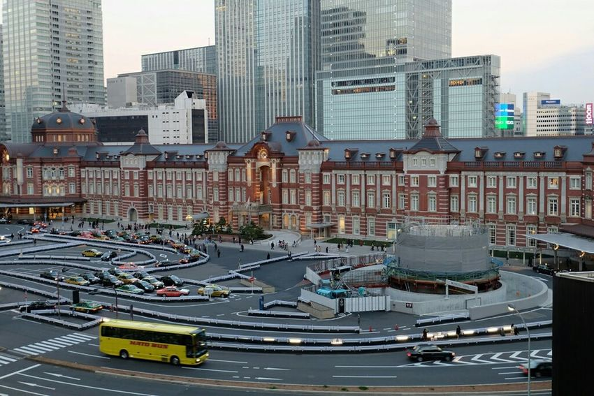 東京駅 Fujifilm_xseries FUJIFILMXA1 XC1650 Fujixa1 XC16 XA1 Tokyostation 丸の内 Tokyo