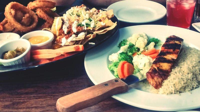 Comer, uno de los mayores placeres de la vida :)