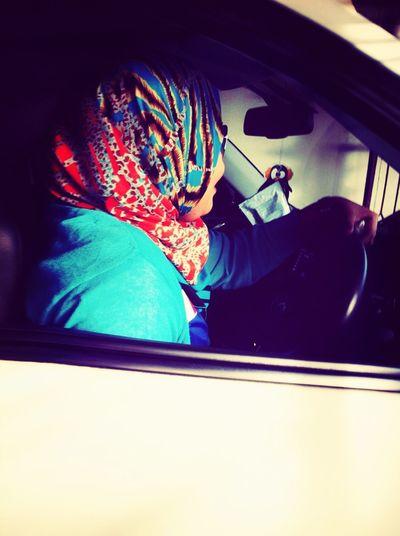 Hanging Out Enjoying Life That's Me on Mazda