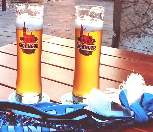 Giesing Bier Fussball Beer Football Munich München Sunset Chilling Freedom Relaxing Life Is Beautiful Here Belongs To Me Blue Wave Giesing Found On The Roll Football Fever