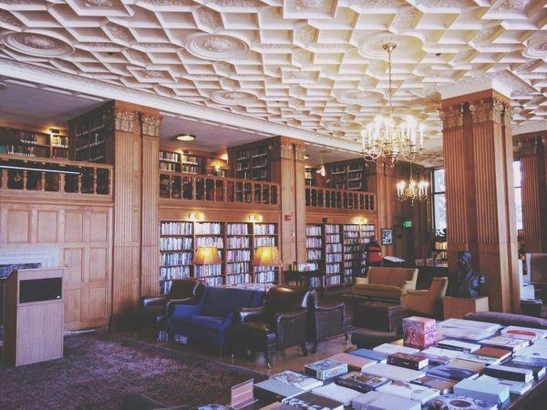 Morrison Reading Room! First Eyeem Photo