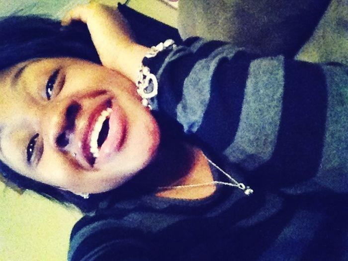 & Through Everything I Still Manage To Smile.
