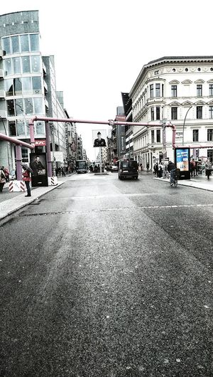 Check 'im Charlie Architecture Built Structure City Outdoors Day Checkpoint Charlie Soldier Sovjet Udssr Russia Berlin Street Action Concrete Kreuzberg Lifestyles Shots Eclectic Keen Modern Life Hipster Fresh Vintage EyeEmNewHere
