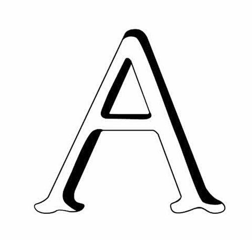 A Font Margutta Lettering Digital Caracter Art Worcking Typography Type Design Graphic Design Artist Giulio Tozzi Roma Italy