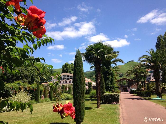 Le magnifique parc des Thermes de Cambo les Bains Cambo Les Bains Park Jardin Parc Pays Basque Landscape_Collection