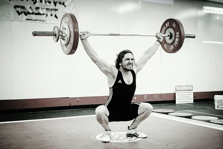 Olympic Lifting  Lifting Weights Kilos Snatches Strongman
