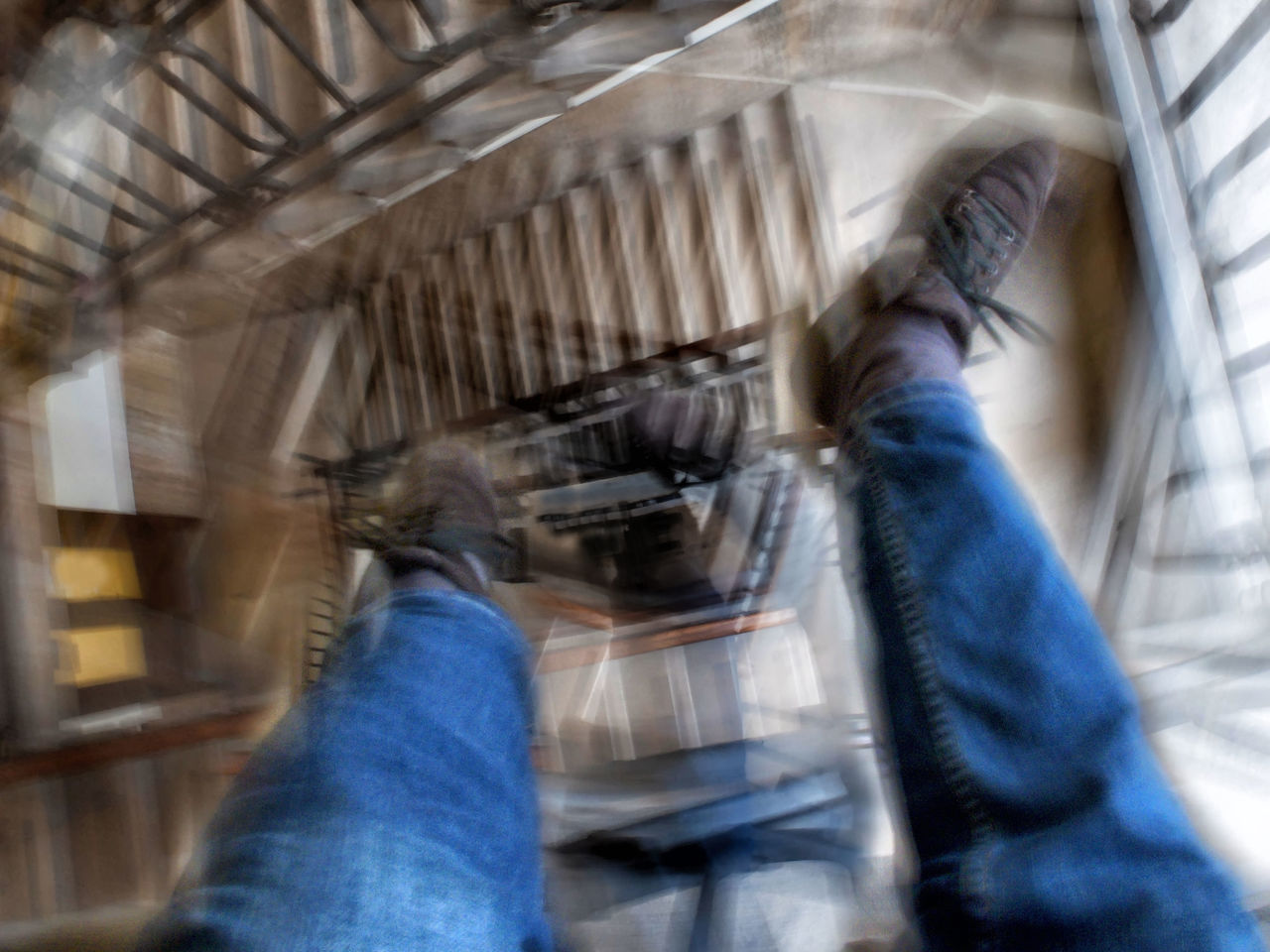 blurred motion, indoors, industry, factory, machinery, working, skill, manufacturing, occupation, motion, manufacturing equipment, manual worker, men, one person, real people, technology, standing, human body part, human hand, adult, day, metal industry, only men, adults only, people