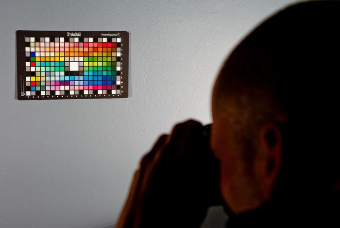 Color Chart Eyeem