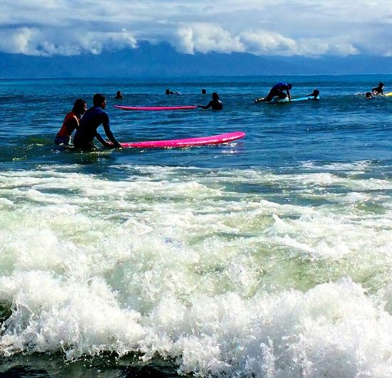 Let's go surfing! Hello World Surfing Taking Photos Beach Life