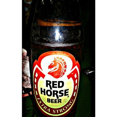 We meet again. Redhorse Beer Familybonding Summer @luztayab @jojietyb
