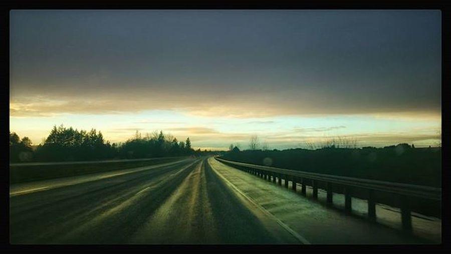 Almost home after a great weekend in Sunriver! Instagood Cominghome Bend PNWonderland Natureboyphotos Sky