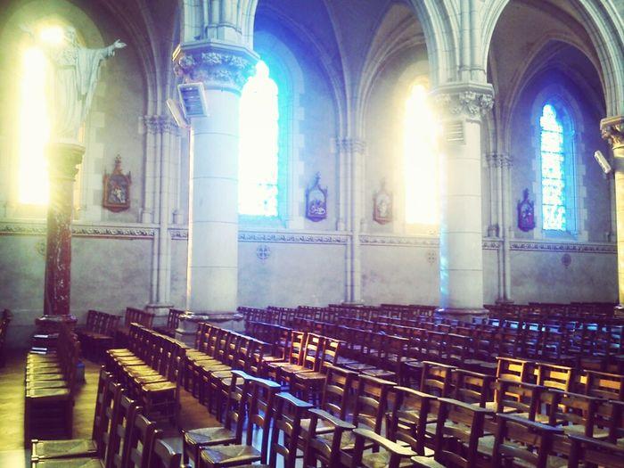 Light Church God Faith