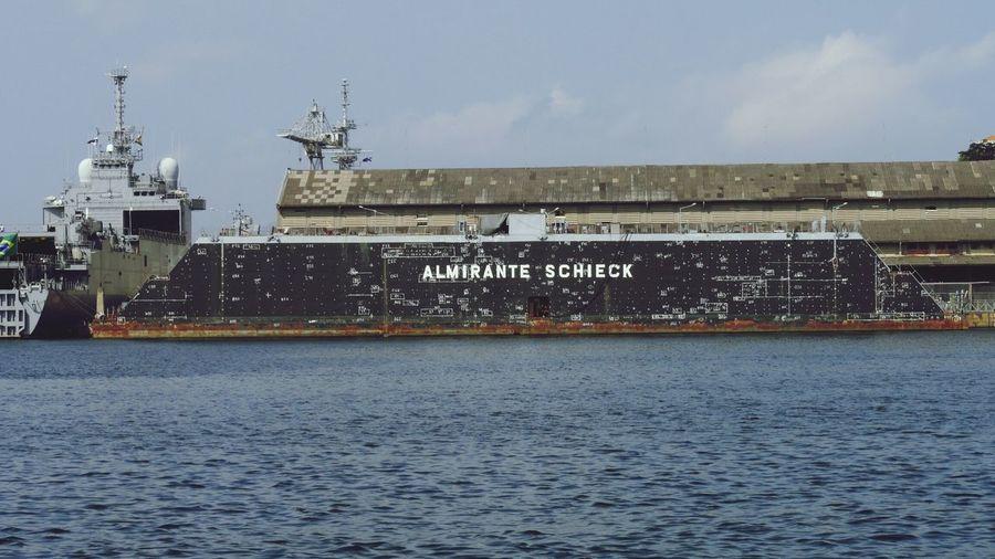 Eyeemphoto Color Palette Floating Dock Porto Do Rio Notes Almirante Schieck