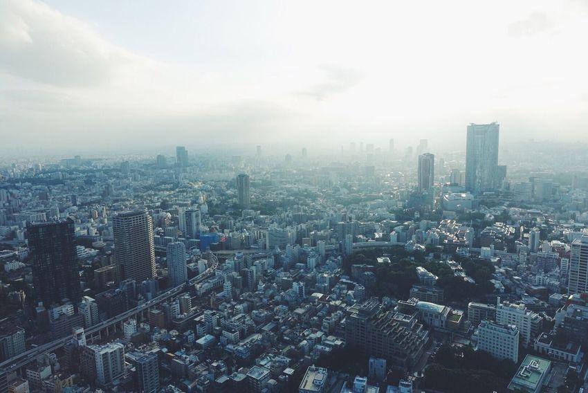 Tokyo tower | sigma | nikon | d3100 Nikon D3100 Tokyo Tower Sigma30mm F1.4art First Eyeem Photo