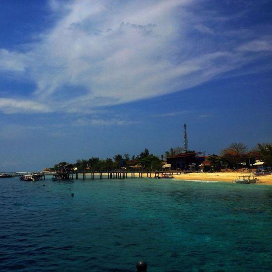 Gili trawangan,Lombok Indonesia