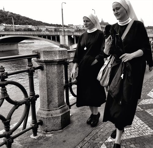 Streetphoto_bw Mission Prague