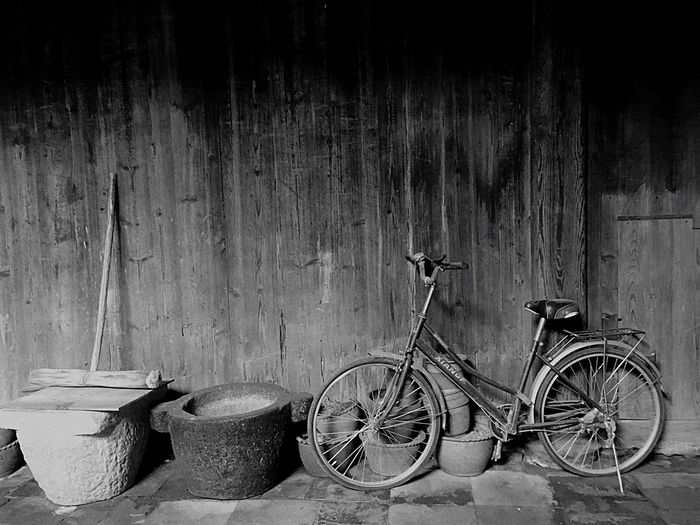 Bicycle No People Outdoors Old Stuff Old Things Old Old But Awesome