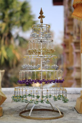 Cake Sweet Food Focus On Foreground Dessert Food And Drink Celebration Wedding Wedding Cake Food Table Indulgence No People Indoors  Freshness Life Events Temptation Gold Colored Close-up Day Ready-to-eat
