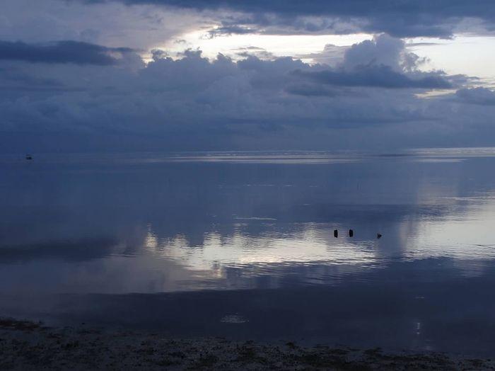 Evening Fiji
