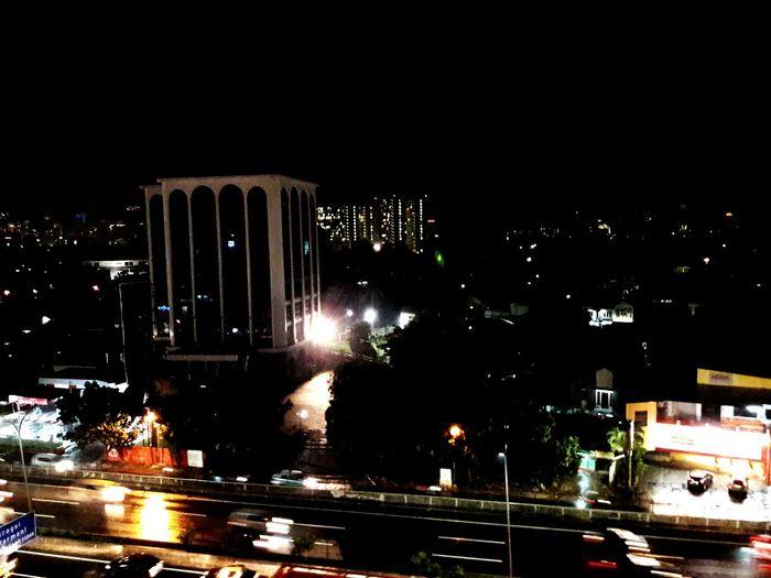Night Illuminated Long Exposure Christmas Lights No People Sky Outdoors City City Lights City Life Jakartanightlife Rush Hour Weekdaytreats Adapted To The City The Street Photographer - 2017 EyeEm Awards The Great Outdoors - 2017 EyeEm Awards