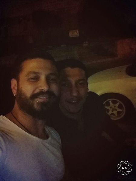 Two People Looking At Camera Selfie Hello World Nightlife Kibriscik Real People Looking At Camera Taking Photos Kktc Happiness EyeEm Team Cyprus First Eyeem Photo EyeEm Gallery Kıbrıs Mobile Phone Firends♥ Firends  Mid Adult Adults Only Men Adult Mid Adult Men Portrait