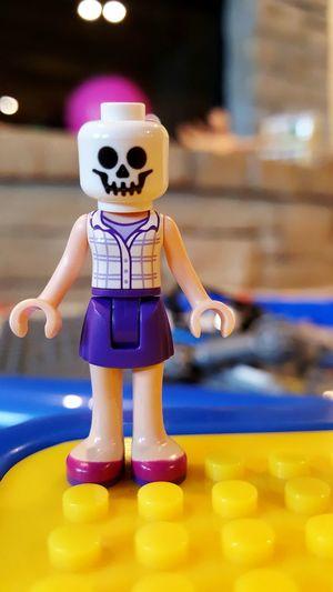 Hi! Check This Out Portrait LEGO Legominifigures Legophotography Deadgirl