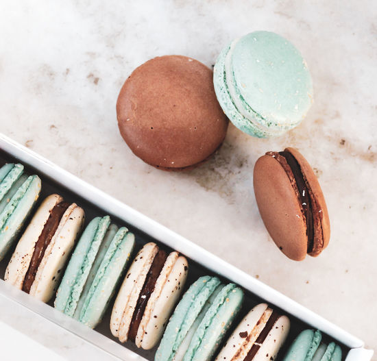 Macarons Macarons Macaron Blue And Brown Blue And Brown Macarons Blue And Brown Macaroons Pastel Coloured Macarons Pastel Macaroons Macaroons In A Box Macarons In A Box Food Food Photography Chocolate Chocolate Macarons Chocolate Macaroons Coffee Macarons Coffee Macaroons Kafir Lime Kafir Lime Macarons EyeEmNewHere City Table Dessert Close-up Sweet Food Food And Drink Macaroon