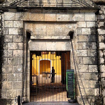"""Fuerte de San José """"El Alto"""" Campeche Mexico"""