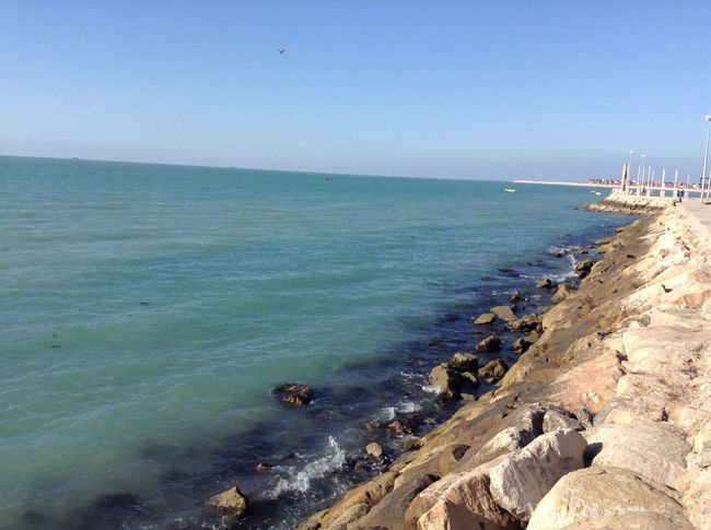 Bushehr Iran♥ Landscapes Sea