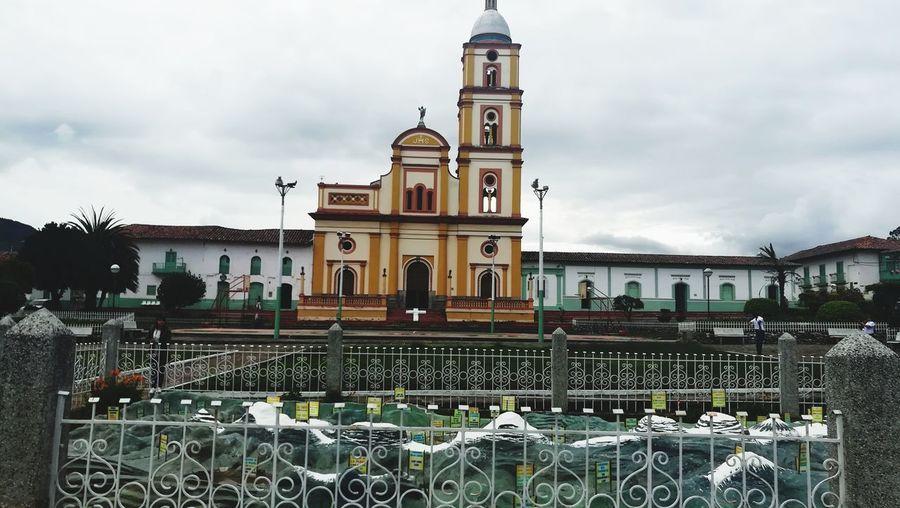 Mágico Landscape Architecture Cityscape Cathedral Historic