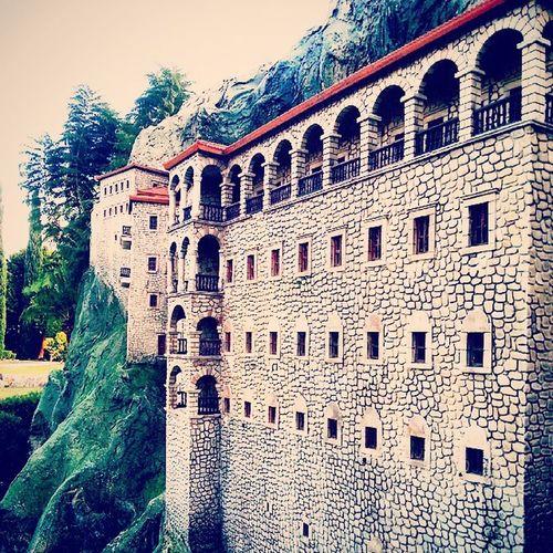 Minicity Antalya Sumela Manastiri Git & Gor