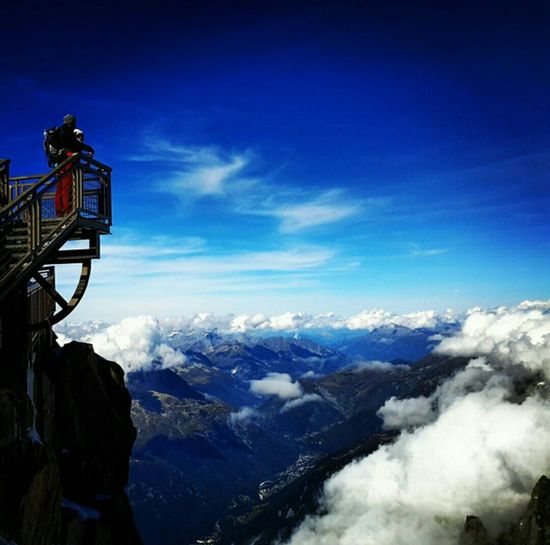 Au Pic du Midi