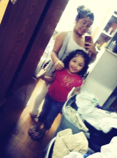 My baby. :)
