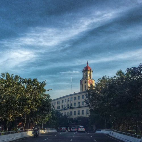Manila City Hall Onmywaytowork Streetphotography