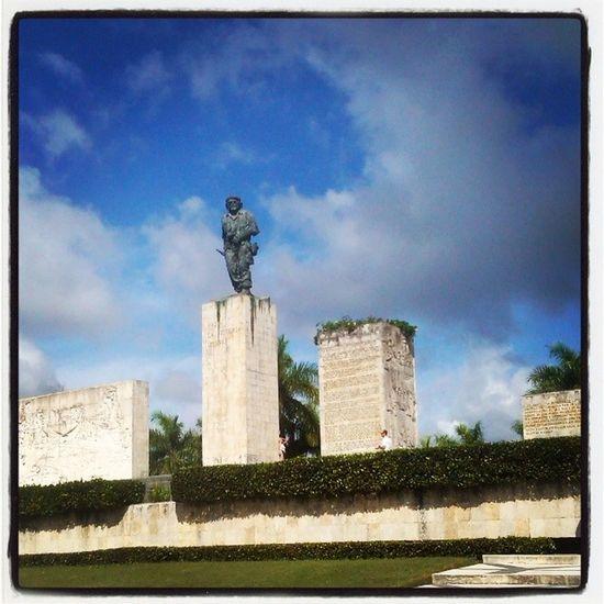Cheguevara Monumento Cuba Santaclara hastalavictoriasiempre
