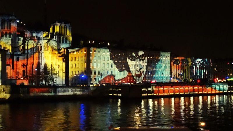 Fête des lumières -Lyon - Lyon - Fete Des Lumieres