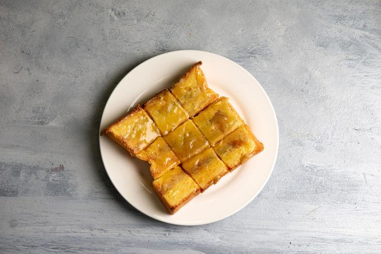 Kaya Toast Roti