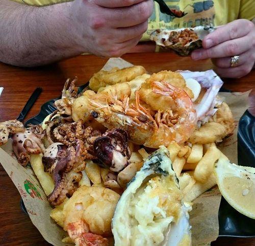 Food Food And Drink Market Fish Sydney Fish Market Fish Lemon Oyster