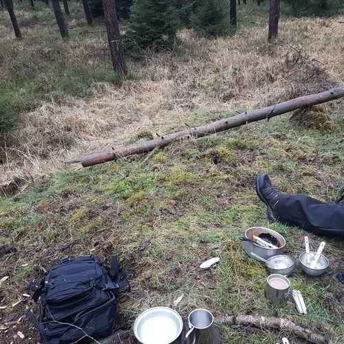 Lüneburgerheide Wandern Outdoor #bushcraft Shoe High Angle View Day Pair Low Section Outdoors Grass